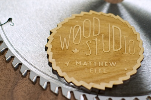 wood studio logo