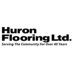 huron flooring logo