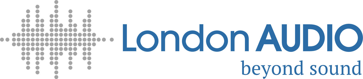 london audio logo