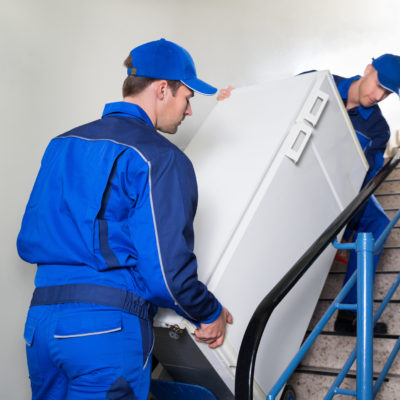appliance installation and moving services