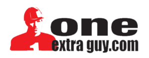 One Extra Guy Logo